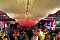 20181229-19-Taste of Tasmania evening (Roger T Wong) Tags: 2018 australia hobart rogertwong sel24105g sony24105 sonya7iii sonyalpha7iii sonyfe24105mmf4goss sonyilce7m3 tasmania tasteoftasmania crowds evening food lights night people stalls summer