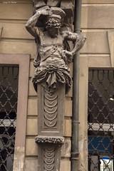 PILAR (Praga, desembre de 2018) (perfectdayjosep) Tags: carrerceletnápraga praha sculpture escultura praga prague perfectdayjosep czechrepublik repúblicatxeca