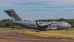Royal Canadian Air Force McDonnell-Douglas CC-177A Globemaster III 177703-2 (Ben Stanley Hall) Tags: royal canadian air force mcdonnelldouglas cc177a globemaster iii 177703 riat riat17 riat2017 international tattoo raf fairford egva airshow show display demo demonstration avgeek avporn aviation jet military canon 7d2 gbr uk england commonwealth 429 transport squadron 8 wing cfb trenton cytr ontario arc rcaf