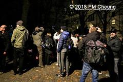 """Rechter Aufmarsch von """"Wir für Deutschland (WfD)"""" und antifaschistische Gegenproteste – 09.11.2018 – Berlin - IMG_9204 (PM Cheung) Tags: wirfürdeutschlandwfd trauermarschfürdieopfervonpolitik antifa gegenprotest berlinmitte demonstration verbot andreasgeisel novemberpogrome 09112018 regierungsviertel tiergarten hauptbahnhofberlin neonazis afd rechtspopulisten berlingegennazis 80jahrestagreichspogromnacht wfdaufmarsch auchnach80jahren–keinvergessenkeinvergeben reclaimclubculture faschismuswegbeamen polizei pmcheung demo protest kundgebung 2018 protestfotografie pomengcheung mengcheungpodemo antifaschisten b0911 wwwpmcheungcom rechtsruck berlinerbündnisgegenrecht lichtangegennazis facebookcompmcheungphotography"""