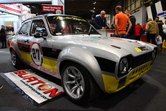 Ford Escort RS2000 mk1 (JoRoSm) Tags: lancaster insurance classic motor show nec birmingham car cars automobile auto nationalexhibitioncentre carshow 2018 sports performance classics yesteryear polished rides wheels canon 500d tamron ford escort mk1 rs2000 martin reynolds touring racing race