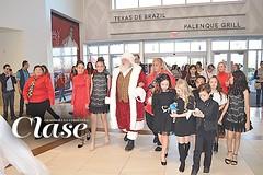 Santa Claus llega a la Plaza Mall