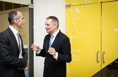 Visita Ambaixador de la UE.06-11-2018 (Govern d'Andorra) Tags: andorra caldea innovació saboya schelegelmilch ue