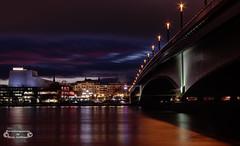 Kennedybrücke Bonn (Betrachtungsweisen) Tags: 2018 eos77d kennedybrücke langzeitbelichtung bonn longexposure