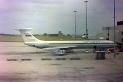 Aeroflot | Il-62M | (SN 4255152) | RA-86566 | SYD (u2274943) Tags: il62 ilyushin sydney aeroflot ra86566 il62m yssy kingsfordsmith ильюшин ил62м ил62 австралия сидней аэрофлот 1994 1995 airplane vehicle aircraft outdoor