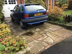 Vauxhall Astra Mk3 1.6 Premier (VAGDave) Tags: vauxhall astra mk3 premier 1996