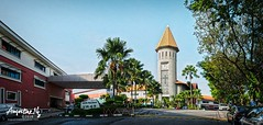 2018#40 (Augustinwee Photography) Tags: olevel sg more secondaryschool school education architecturalphotography panoramicview architectures augustinwee sunrise clocktower building catholichighschool chs singapore