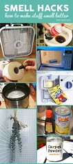 Smell Hacks! Got a stinky room in your house? Try one of these genius DIY ideas to banish those gross smells. (Home Decor and Fashion) Tags: banish diy genius got gross hacks house ideas one room smell smells stinky these those try your