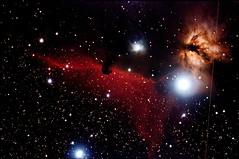 Horsehead Nebula (Ggreybeard) Tags: horseheadnebula barnard33 ic434 emissionnebula ngc2024 flamenebula alnitak ngc2023 astronomy skywatcher zwo astrometrydotnet:id=nova3113401 astrometrydotnet:status=solved