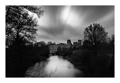 The Castle (ben_wtrs79) Tags: warwick castle black and white long exposure fuji xt2 1024