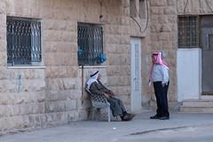 Two old men having a discussion (George Pachantouris) Tags: jordan hasemite petra aqaba amman middle east travel tourism holiday warm arab arabic madaba byzantine ancient mosaic