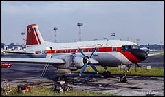 SP-LNG / Warsaw 09/1989 (propfreak) Tags: warsaw lk propfreak propfreakcollection slidescan splng veb14p il14 caapoland spfnm