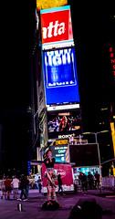 P1060433 (vncnthrsmn@att.net) Tags: newyork street performers timessquare acrobats people