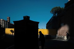 ***** (Valeria Tofanelli) Tags: streetphotography composition street colors light shadows candid people