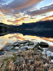 Morgenstart -1- Morning break (erlingsi) Tags: morning reflection rotevatn noreg morgenstund sunnmøre kai worldphotoshots