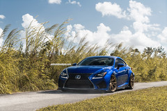 Lexus RCF on ANRKY Wheels AN12 (wheels_boutique) Tags: anrkywheels anrky an12 seriesone series1 wheelsboutique wheelsboutiquecom teamwb lexus lexususa rcf fsport miami