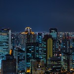 Osaka City Night thumbnail