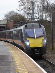 180105 arrives at Thirsk (2/1/19) (*ECMLexpress*) Tags: grand central class 180 adelante dmu 180105 thirsk ecml