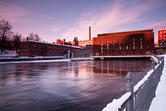 20190118dscf2187 (Ranta Janne) Tags: 2019 tampere cityscape dam finland industrial jää kaupunkimaisema koski landscape lumi maisema pato rapids suomi talvi tammerkoski teollisuus vesi water public domain industry