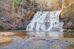 Cane Creek Falls, Dahlonega, Georgia (Yer Photo Xpression) Tags: ronmayhew canon5dmarkiv canecreekfalls waterfall georgia dahlonega northgeorgia hdr