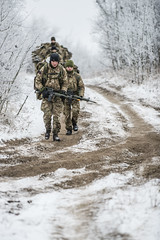 Canadian Patrol Concentration 2016 (Canadian Army   Armée canadienne) Tags: armes army arméedeterre day extérieur hommes international jour males neige outdoors snow vertical weapons wainwright ab canada ca