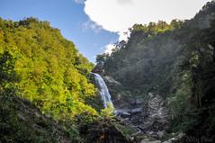 Naga Waterfalls (Nitin_Paul) Tags: india tourism wanderlust travel sikkim lachung waterfall beauty hills valleys