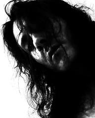 As time goes by #2 (Josu Sein) Tags: selfportrait autorretrato monochrome monocromo blackandwhite blancoynegro darkness oscuridad light luz shadows sombras expressionism expresionismo surrealism surrealismo cinematic cinamático mystery misterio queer josusein