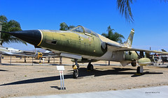 Republic F-105D-31-RE Thunderchief n° D582  ~ 62-4383 / RM (Aero.passion DBC-1) Tags: march field museum riverside ca usa usaf aeropassion avion aircraft aviation plane airmuseum muséedelair biscove dbc1 david republic f105 thunderchief ~ 624383