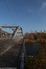 Elsenbrücke (glorund) Tags: architecture autumn bridge building daytime outdoor outdoors seasons style time urban glorundblogspotcom
