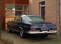 1966 Mercedes-Benz 300 SE Coupé (W112) (rvandermaar) Tags: 1966 mercedesbenz 300 se coupé w112 mercedesbenzw112 mercedesbenz300se mercedesw112 mercedes300se mercedes sidecode1 import ah8479