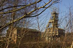 Zeche Ewald Fortsetzung (divertom68) Tags: deutschland germany nrw nordrhein westfalen vest re oererkenschwick zeche bergwerk ewald fortsetzung haard industrie brache
