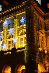 Центральный фасад ратуши (tatianatorgonskaya) Tags: сербия зимавсербии новыйгод рождество европа балканы путешествие блогопутешествиях блогожизнизарубежом balkans balkanstravel balkan srbija serbia europe novisad новисад зимавновисаде новыйгодвсербии новыйгодвевропе
