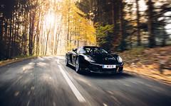 CGT x Vienna. (Alex Penfold) Tags: porsche carrera gt black supercars super car cars autos alex penfold 2018 austria vienna cgt