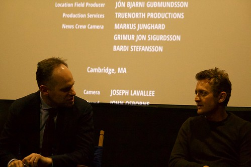 Panama Papers NYC Premiere Harlem