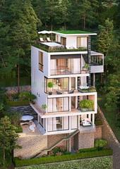 20180801, A1 (thenamstudio.com) Tags: 3d visualization 3dfilm theregal layout masterplan architecture villa