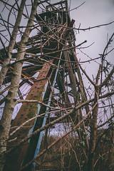 Penallta Colliery (abandoned), South Wales (meganjenks) Tags: coalmining coal urbanphotography urban urbex abandonedphotography abandonedplaces abandoned canonphotographer canonphotography canon