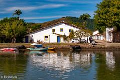 House in Paraty (elcio.reis) Tags: brasil nikon house riodejaneiro reflection reflexo paraty brazil casa br