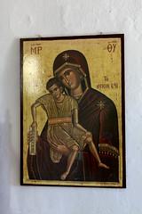 Church Of Agia Ekaterina (Crisp-13) Tags: rethymno crete fortezza church
