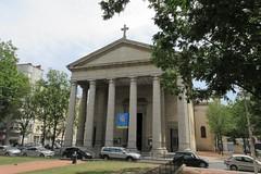 Église Saint-Pothin, Place Edgar Quinet, Lyon, France (Paul McClure DC) Tags: lyon france july2017 auvergnerhônealpes historic architecture church molièreedgardquinet