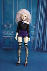 IMG_9263-1 (Elena_art) Tags: msd minifee mod chloe custom fairyland pastelgoth bjd etsy