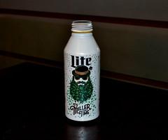 Happy St. Patrick's Day 2019 (Vinny Gragg) Tags: sign signs beer beers beercan beercans joliet illinois jolietillinois willcounty stpatricksday saintpatricksday lite miller can cans bottle bottles lebrechan beard beards green irish oireland ireland alcohol liquor booze