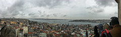 View from the top of the Galata Tower (Ketan Pandit) Tags: culture asia travel shoots photography iphone architecture history canon europe turkey istanbul cats palace sultan bosporous tourist pandits istiklal