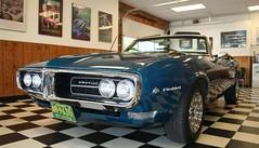 Pontiac firebird - 1968 (edutango) Tags: 26
