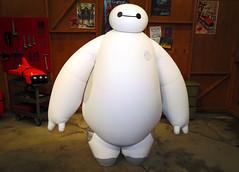 Baymax (meeko_) Tags: baymax robot characters disneycharacters bighero6 epcotcharacterspot innoventions futureworld epcot themepark walt disney world waltdisneyworld florida