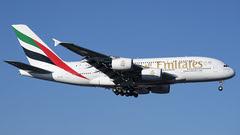 A6-EUC-1 A380  DUS 201901