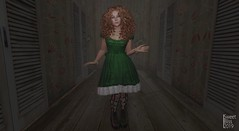 Lost Lolita 1 (Sweet.Bliss) Tags: coco designs cocodesigns secondlife gingerfish maitreya lelutka greer gothic gothicfashion gothiclolita lolita letituier alma anara abfab {letituier}