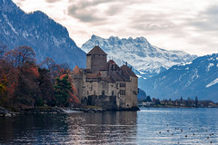 Chillon castle (visamatti) Tags: chillon vaud switzerland castle sigma 2870 nikon d7200