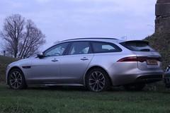 2018 Jaguar XF Sportbrake (harry_nl) Tags: nederland netherlands 2018 werkendam fortaltena jaguar xf sportbrake td441g sidecode9