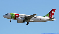 CS-TTN LEMD 13-01-2019 TAP Air Portugal Airbus A319-111 CN 1120 (Burmarrad (Mark) Camenzuli Thank you for the 16.3 ) Tags: csttn lemd 13012019 tap air portugal airbus a319111 cn 1120