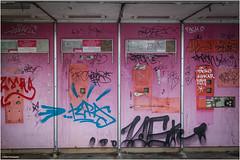 kein Anschluss unter dieser Nummer (geka_photo) Tags: gekaphoto kiel schleswigholstein deutschland gaarden telefonzellen magenta marode marodes gaardenerimpressionen
